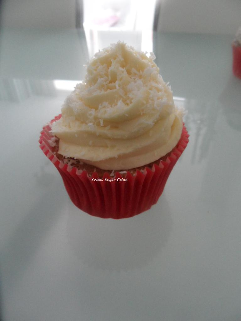Cupcakes Sweet Sugar Cakes