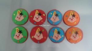 Cupcakes bumba